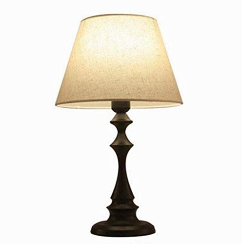 BICCQ Lámparas de Mesa Lámpara de Escritorio, Sencilla y Elegante, la lámpara Trasera al Lado Remoto se Puede Usar en la Sala de Estar del Dormitorio, 1