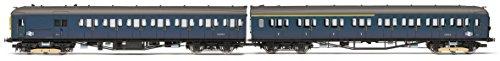 Hornby Calibre 2-Car électrique Plusieurs unité Lot de Train Locomotive (Bleu)