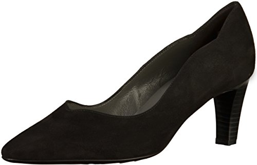 Peter Kaiser 68231 Damen Pumps Schwarz, EU 39,5