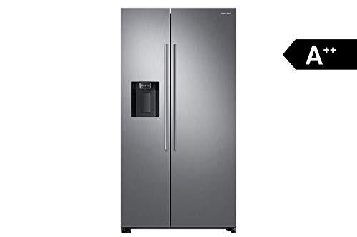 Samsung RS8000 RS6JN8211S9/EG Side-by-Side Kühlschrank/A++/383 kWh/Jahr/178 cm Höhe/407 L Kühlteil/202 L Gefrierteil/Space Max/Twin Cooling Plus