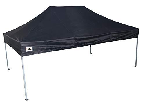 Gala Tent 3m x 4.5m Gala Shade Pro MX Gazebo (Black)