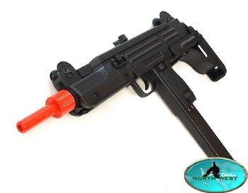 d91 uzi fully automatic electric airsoft sub machine gun(Airsoft Gun)