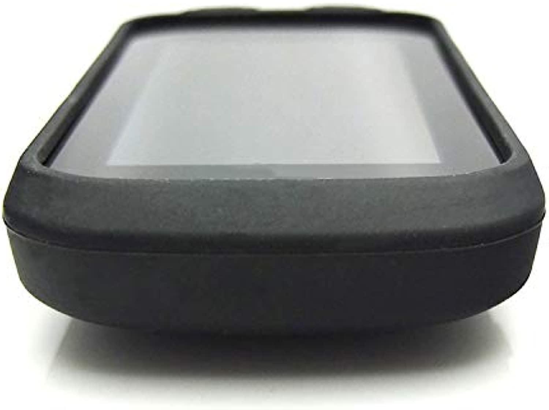 Garmin Edge 1000 GPS サイクリングコンピューターとステッカー用シリコンゲルスキンケースカバー