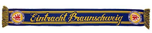 Eintracht Braunschweig Schal Schrift