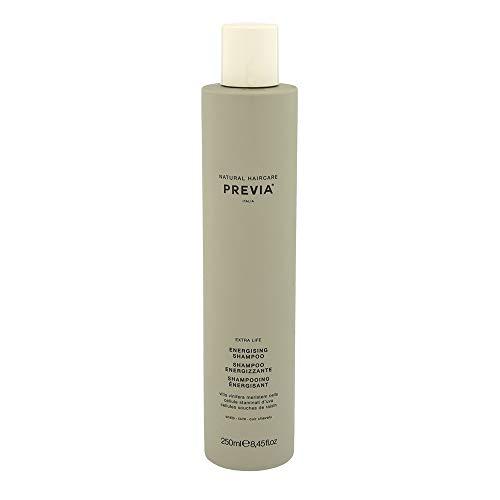 Previa Extra>Life Organic Vitis Vinifera Meristem Cell Energising Shampoo 250ml