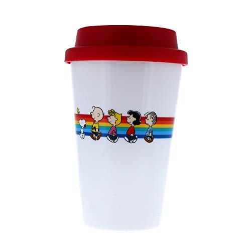 Snoopy - Taza de viaje | Taza de café aislada | 350...