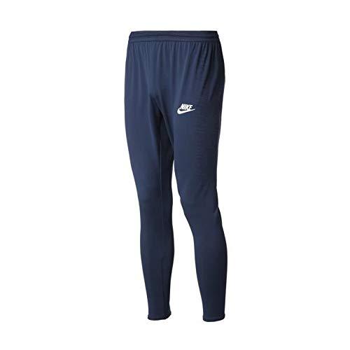 Nike Vaporknit Paris Saint-Germain Strike Sweatshirt für Herren S blau/weiß (Midnight Navy/Midnight Navy/White)