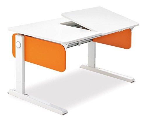 moll Champion style Schreibtisch right up Comfort orange