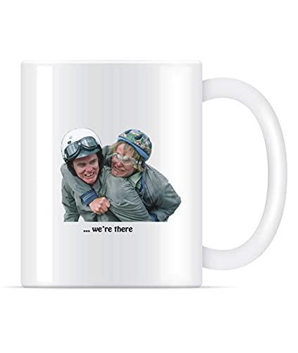 N\A Dumb and Dumber Aspen were There Taza de café para Mujeres y Hombres Tazas de té