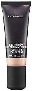 Pro longwear nourishing waterproof foundation NC20 by MAC