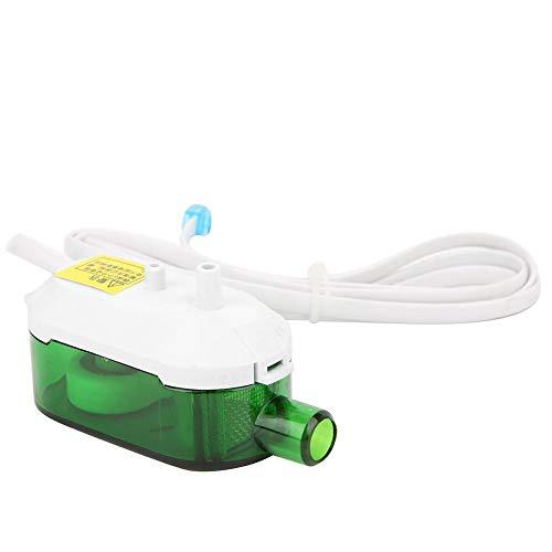 Entwässerungspumpe Hochsaugkraft Wasserpumpen 40L / H Maximaler Durchfluss PC-40B für Klimaanlage Abfluss Hausklimaanlage Schlafzimmer