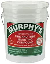 Murphy's Tire and Tube Mounting Compound 40 lbs. (46637)