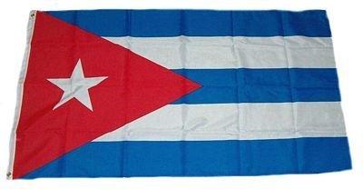 Fahne / Flagge Kuba NEU 90 x 150 cm Flaggen