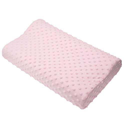 GZSC Almohada Espuma de Memoria Almohada ortopédica Almohada for Dormir látex Cuello Almohada de Fibra Rebote más Lento de la Almohadilla Suave masajeador Cervical Cuidado de la Salud