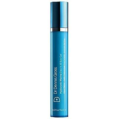 Dr. Dennis Gross Skincare Hyaluronic Marine Dew It All Eye Gel (15ml) from Dr Dennis Gross