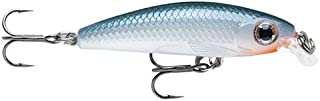 Rapala Ultra Light Minnow 06 Fishing lure, 2.5-Inch, Shad