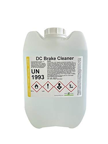 DC DruckChemie GmbH Bremsenreiniger - 30 Liter - 3 x 10 L Kanister - Brake Cleaner - ohne Aceton