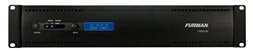 Furman F1000-UPS Uninterruptible Power Supply Battery Backup/Power Conditioner