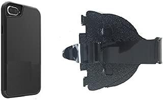 SlipGrip Car Dashboard Holder For Apple iPhone 8 Plus Using MegaTiny MegaVerse Anti-Gravity Case