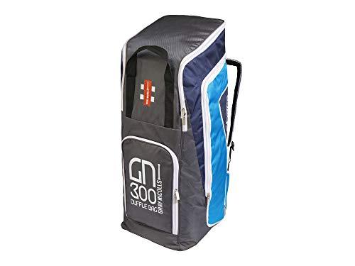 GN300 Duffle Cricket Bag - Blue/Navy/Grey