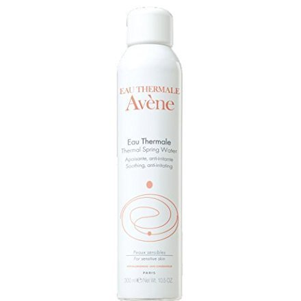 AVÈNE THERMAL SPRING WATER Spray for face neck and body / Spray de AGUA TERMAL del RESORTE para cara cuello y cuerpo 50 ml hecho en Francia