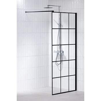 byggmax duschvägg