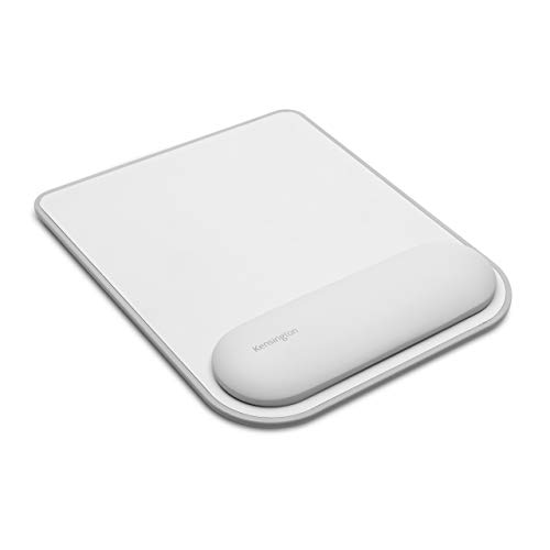Mousepad with ErgoSoft Wrist Rest for Standard Mouse-Gray (K50437WW)