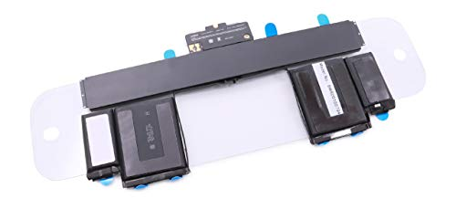 vhbw Batterie 6600mAh (11.21V) pour Notebook Apple MacBook Pro 13 Retina A1425, MD212CH/A, MD212LL/A*, ME662LL/A remplace A1437.