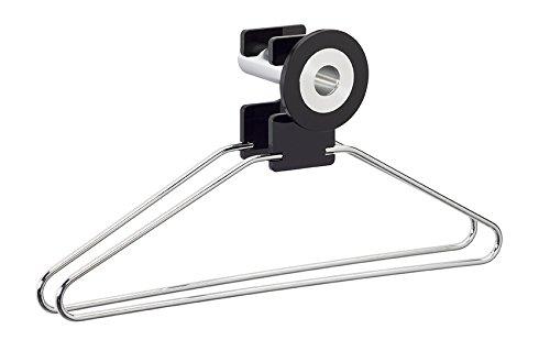 Pador Concept GmbH 'Appendiabiti in Vetro Acrilico Set Run Nero