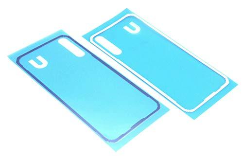 handywest Kompatibel für Huawei P20 Pro Akkudeckel Kleber Kleberband Backcover Cover Kleber Klebefolie Streifen Dichtung Adhesive