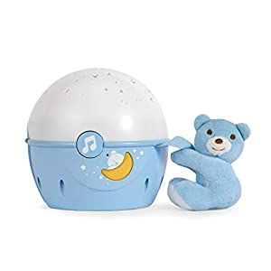 Chicco - First Dreams: Next 2 Stars Proyector, Azul (00007647200000)