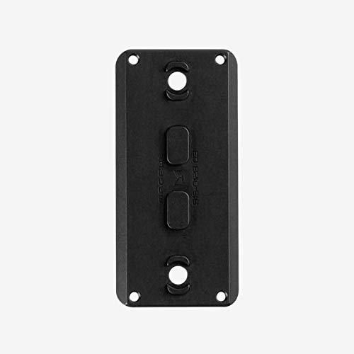 Magpul Industries M-Lok Adaptateur Queue d'aronde 2 Fentes pour Interface RRS/ARCA Noir MAG1051