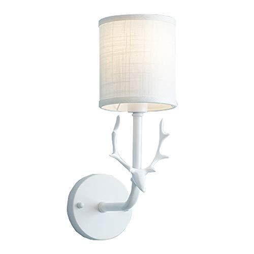ZHJBD LED wandlamp, modern, minimalistisch, voor schilderijen, ijzer, decoratie, verlichting geschikt voor slaapkamer, woonkamer, grenier, bar, keuken, restaurant