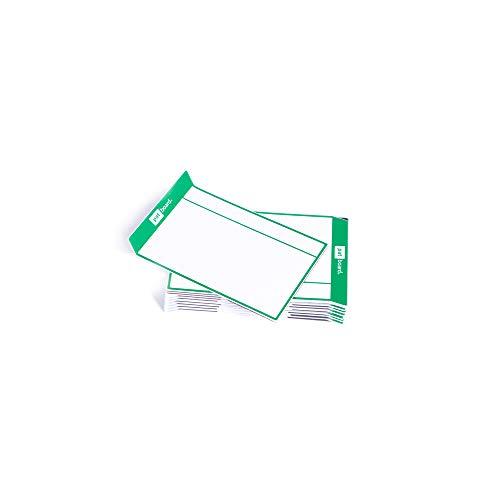 PATboard Scrum Board & Kanban Tafel - magnetische Task Cards - S (klein) - Satz mit 16 - grün