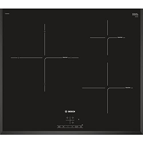 Bosch PIJ651BB2E piano cottura Nero Incasso A induzione