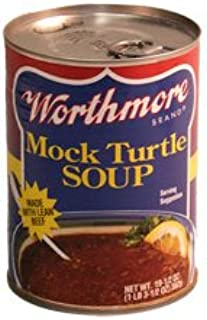 Worthmore Mock Turtle Soup, 10-ounce (Pack of 6)