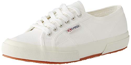 Superga 2750 Cotu Classic Sneaker, Scarpe da Ginnastica Uomo, Bianco, 35 EU