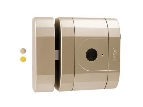 """High Security Invisible Lock""""Int-Lock"""" Smart Electronic Door Lock with Bluetooth Keyless"""