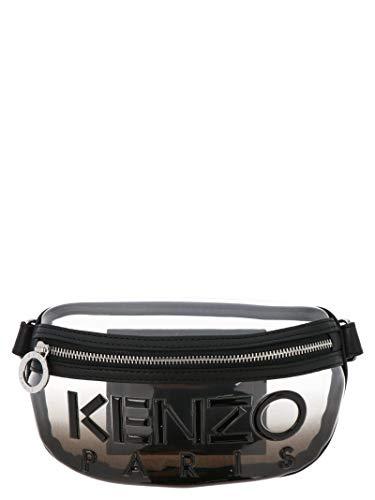 Luxury Fashion | Kenzo Dames FA52SA407F0299 Wit Polyurethaan Heuptas | Lente-zomer 20