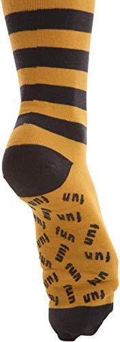 Funzee ABS Socken, Socken zum Ganzkörperschlafanzug, antibakterielle Socken, Bumble Design
