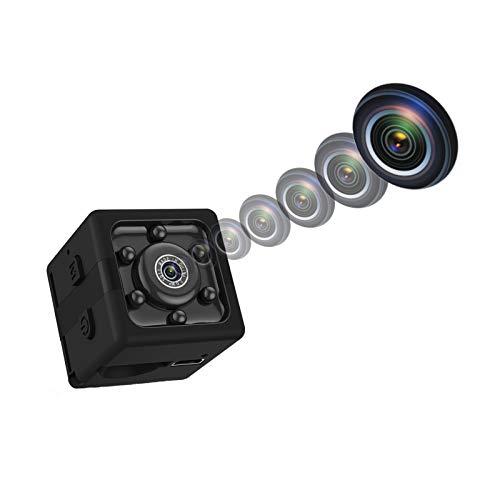 Hidden Spy Camera 1080P Mini Camera Night Vision Motion Detection Video Recorder HD Home Security Surveillance Cameras Nanny Pet Baby Cam for Car Indoor Outdoor