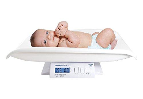 Balance pèse-bébé pédiatrique ou véterinaire petits animaux chiots évolutive et très précise : 27kg lecture à 2g PROMOTION