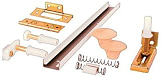 Prime-Line Products 161795 Bi-Fold Closet Track Kit, 48-Inch