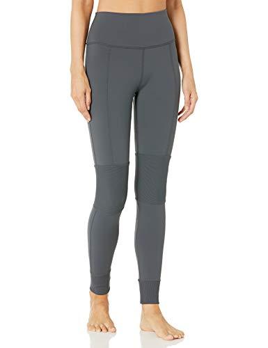 Alo Yoga High Waist Avenue Legging Leggings, Antracita, S para Mujer