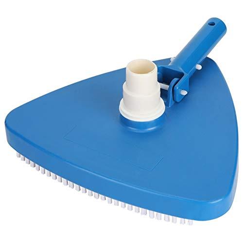 CHENGGONG Reinigungswerkzeug für Schwimmbäder, Vakuumkopf für tragbare Schwimmbeckenreinigung, Fischteich für Schwimmbäder zu Hause