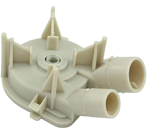 Price comparison product image JINGMG 3363394 Washer Water Drain Pump Replacemengt Part for Whirlpool & Kenmore - Replaces 3363394 3352293 3352292 etc.
