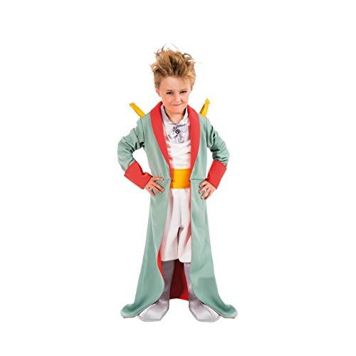 Chaks Costumes et Mariage Disfraz El Principito Antoine de Saint-Exupery para nio (Licencia Oficial) - (Talla 4/10 aos) (116 cm (5/6 aos))