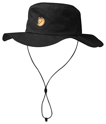 Fjallraven Hatfield Hat, Unisex, Dark Grey, M