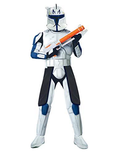 Rubie's Kostüm Star Wars The Clone Clonetrooper Captain Rex Kostüm - - Standard
