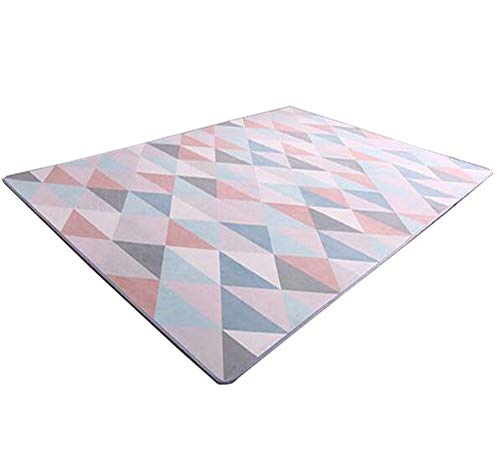 Domybest Cuarto de Ba/ño Dormitorio Alfombra Mesa de T/é Bibulous Antiskid Carpet Gato de Color 40 x 60 cm